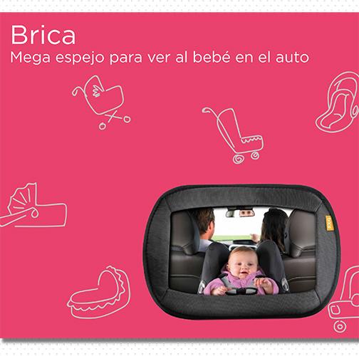 Art culos para beb que te facilitan la vida soyactitud for Espejo de bebe para auto