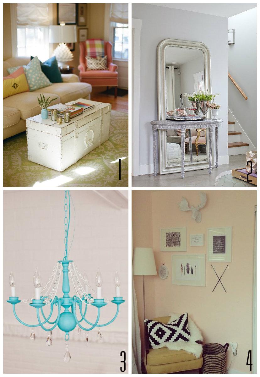 Tips decoraci n para espacios peque os fotos actitudfem for Decoracion del hogar espacios pequenos