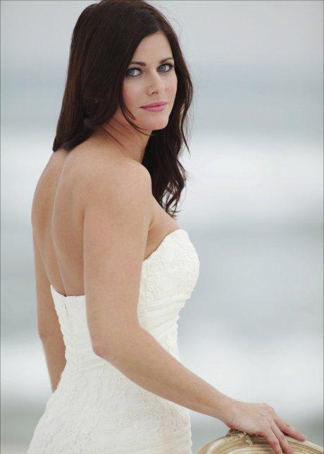 Cómo maquillarte para una boda de playa 2