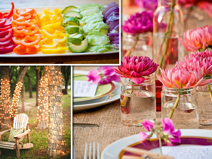 5 incre bles ideas para decorar tu fiesta actitudfem for Fiestas ideas originales
