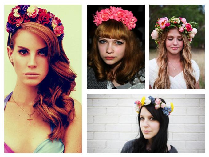 good como hacer diademas de flores with hacer diadema de flores - Como Hacer Diademas De Flores