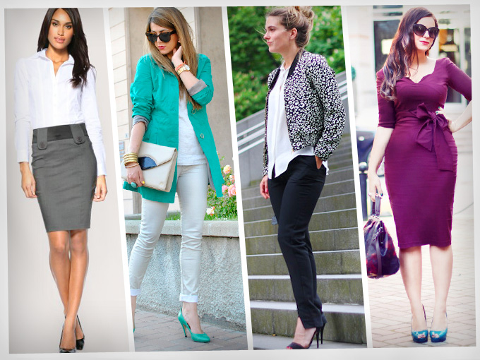superb outfit entrevista laboral mujer 16