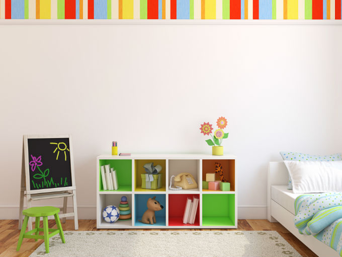 organizar juguetes habitacion nios