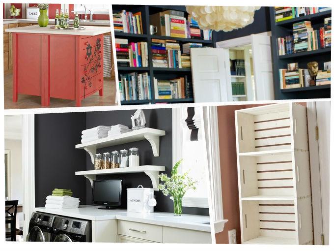 Como acomodar cosas en espacios peque os actitudfem for Gabinete de zapatos para la entrada