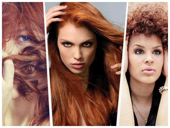 Que tono de rojo le queda a mi cabello soyactitud - En que meses se cae mas el pelo ...