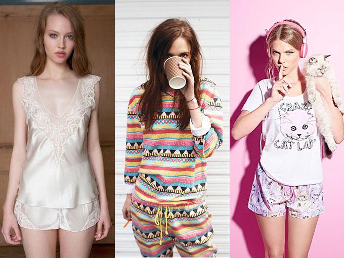 Pijamas para esposos