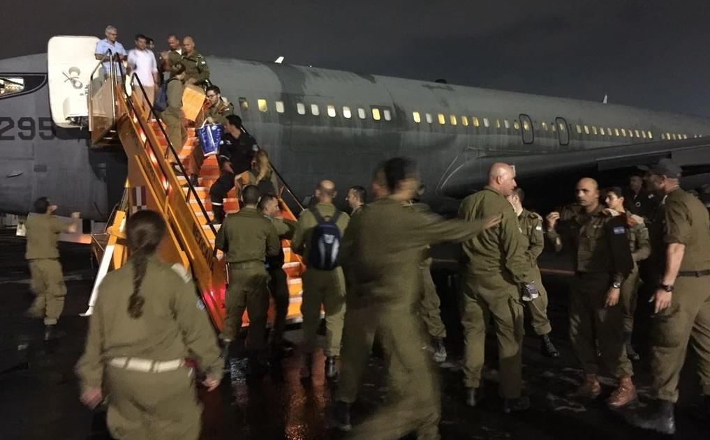 Japón envía grupo de rescate por sismo en México