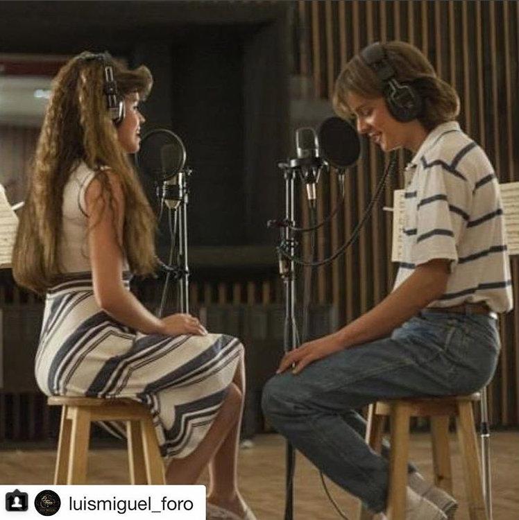 Camila Sodi llega a 'Luis Miguel, La Serie' como Issabela Camil
