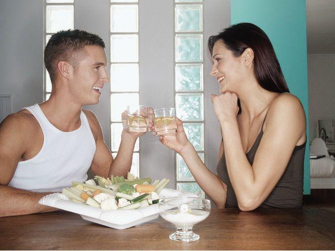 Planes con tu novio los domingos soyactitud - Cena romantica in casa ...