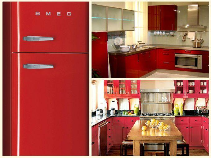 Decoracion roja soyactitud - Cocina facil muebles ...