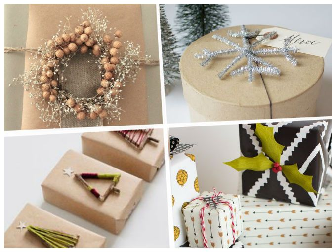 Diy adornos para regalo originales soyactitud - Diy decoracion navidad ...