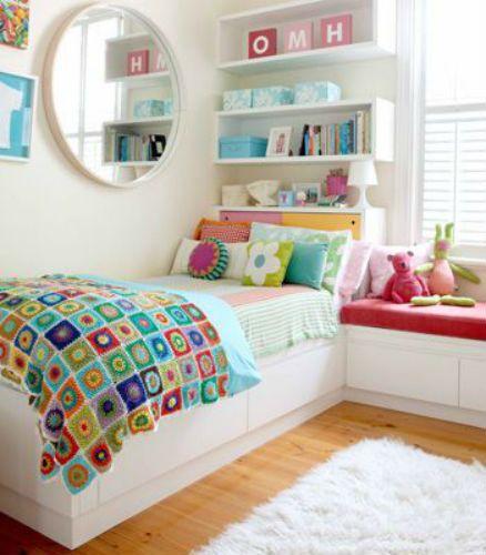 Como decorar el cuarto de mi hija soyactitud for Como decorar el hogar