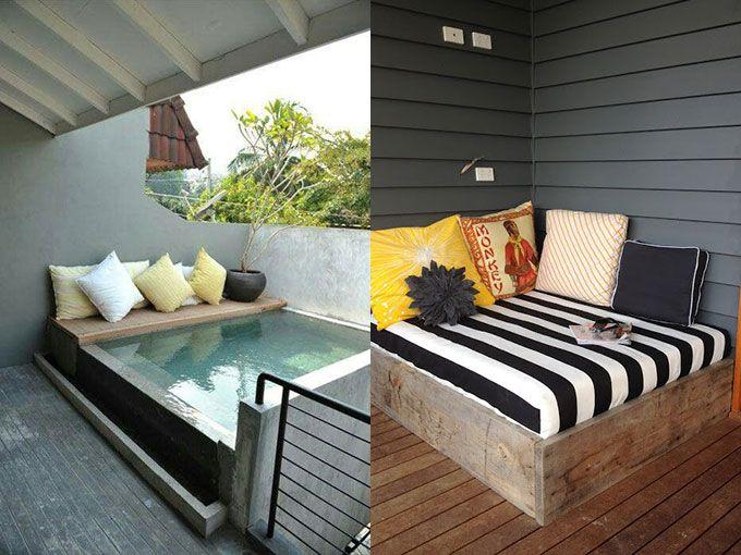 Ideas de terrazas para tu casa actitudfem for Como hacer una terraza techada