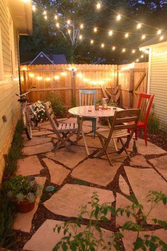 Ideas para decorar patios peque os soyactitud - Como decorar un patio ...