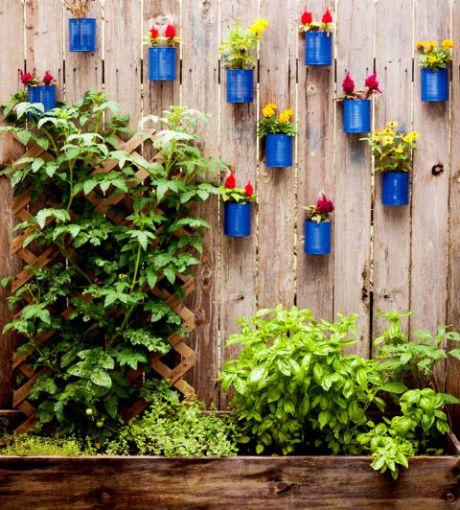 ideas para decorar un patio muy pequeo fotos pinterest imagen