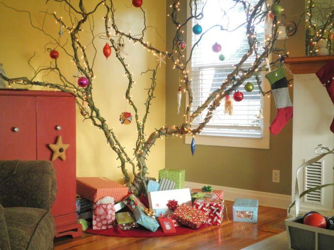 quin dijo que los rboles de navidad son slo pinos