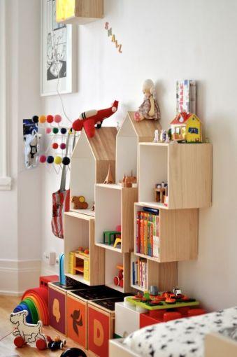 9 hermosas ideas para decorar el cuarto de tus hijos for Chambre montessori 6 ans