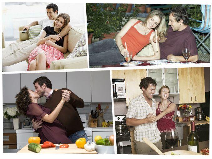 actividades para hacer con tu novio en casa