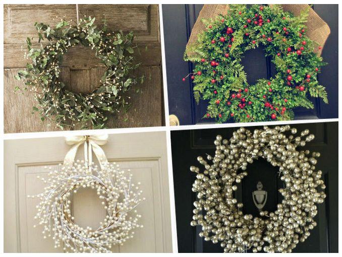 Como hacer coronas de navidad soyactitud for Coronas de navidad hechas a mano