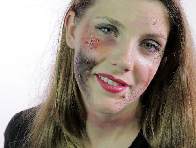 efectos para halloween que puedes hacer con maquillaje