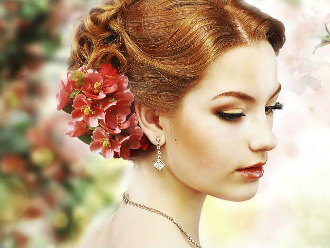 peinados con trenza para las bodas de octubre