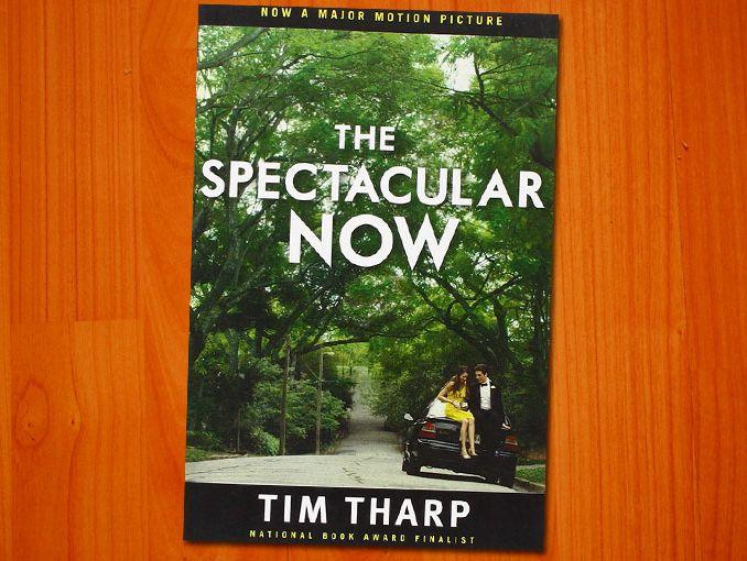 the spectacular now tim tharp pdf
