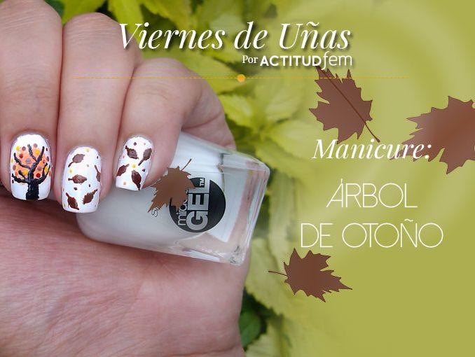 Un manicure para otoño | ActitudFem