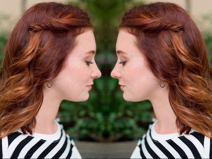 6 peinados realmente f ciles para las chicas que odian - Peinados para chicas ...