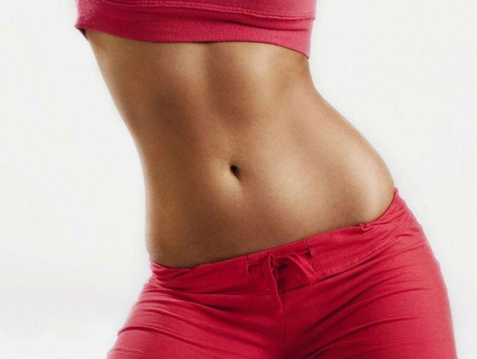 Resultado de imagen para abdomen plano