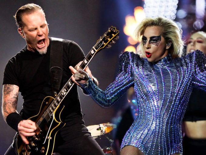 Lady Gaga y Metallica cantarán juntos en los Grammy 2017 ...