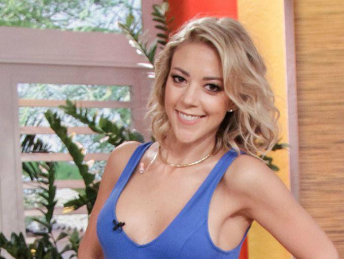 Fernanda Castillo presumió su figura en bikini