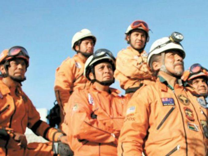Viajan rescatistas de la región a la CDMX