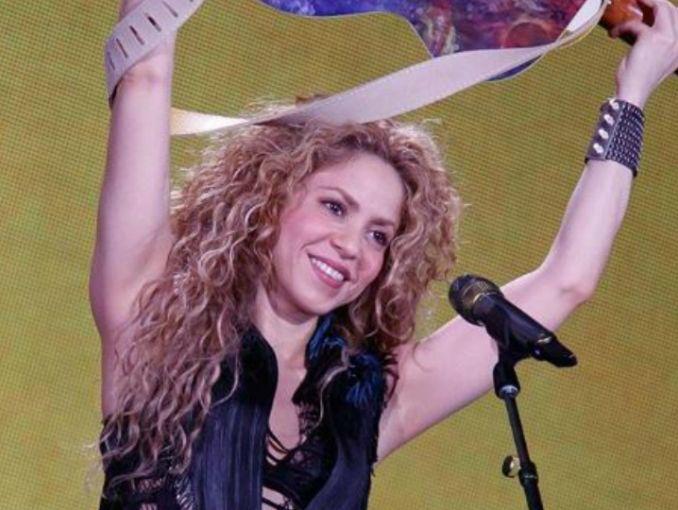 Los elogios de Piqué por la gira internacional de Shakira