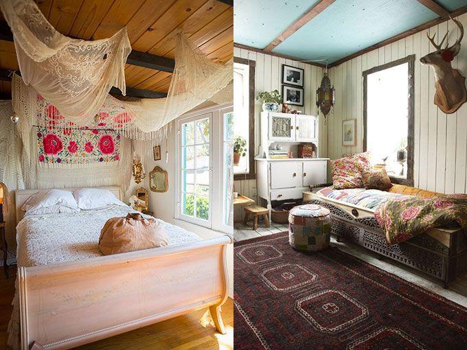 Cómo decorar un cuarto estilo bohemio | ActitudFem