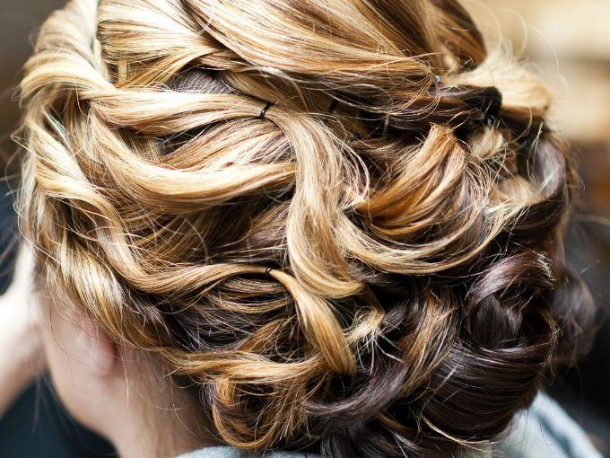 Peinados Para Boda Cabello Corto Actitudfem