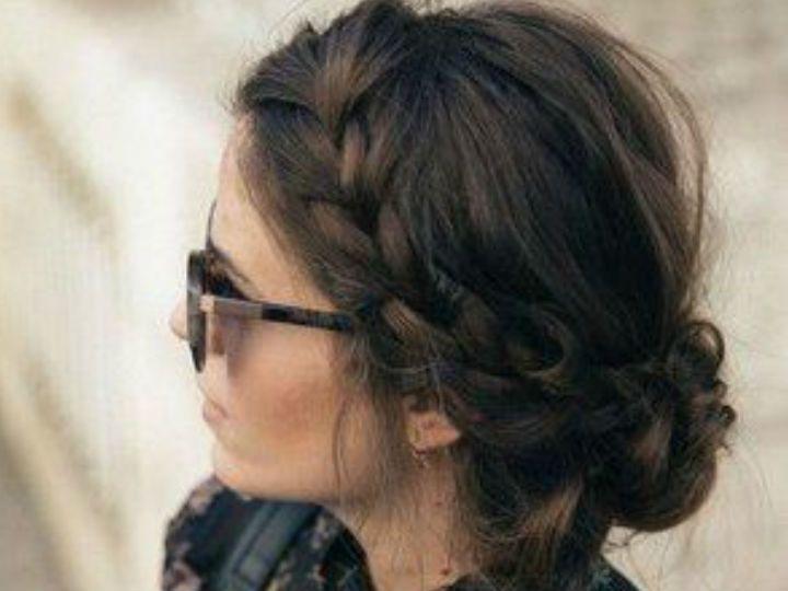 Peinados Faciles Y Bonitos Para Tus Posadas Actitudfem