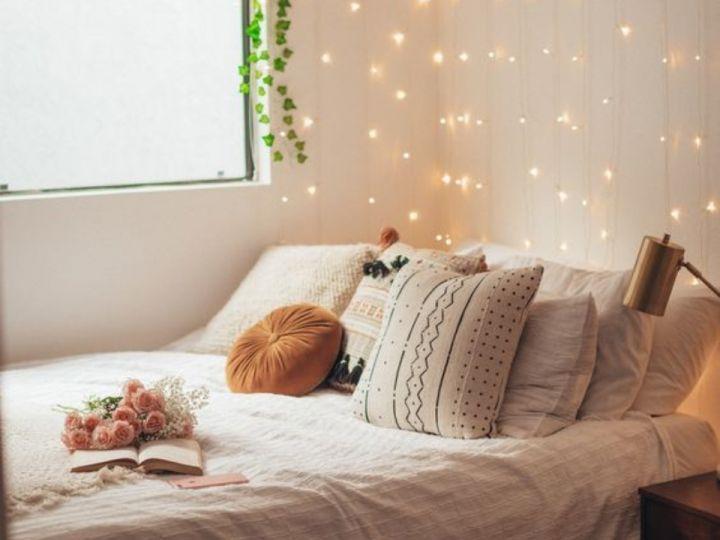 15 ideas para transformar tu cuarto con series de luces   ActitudFem