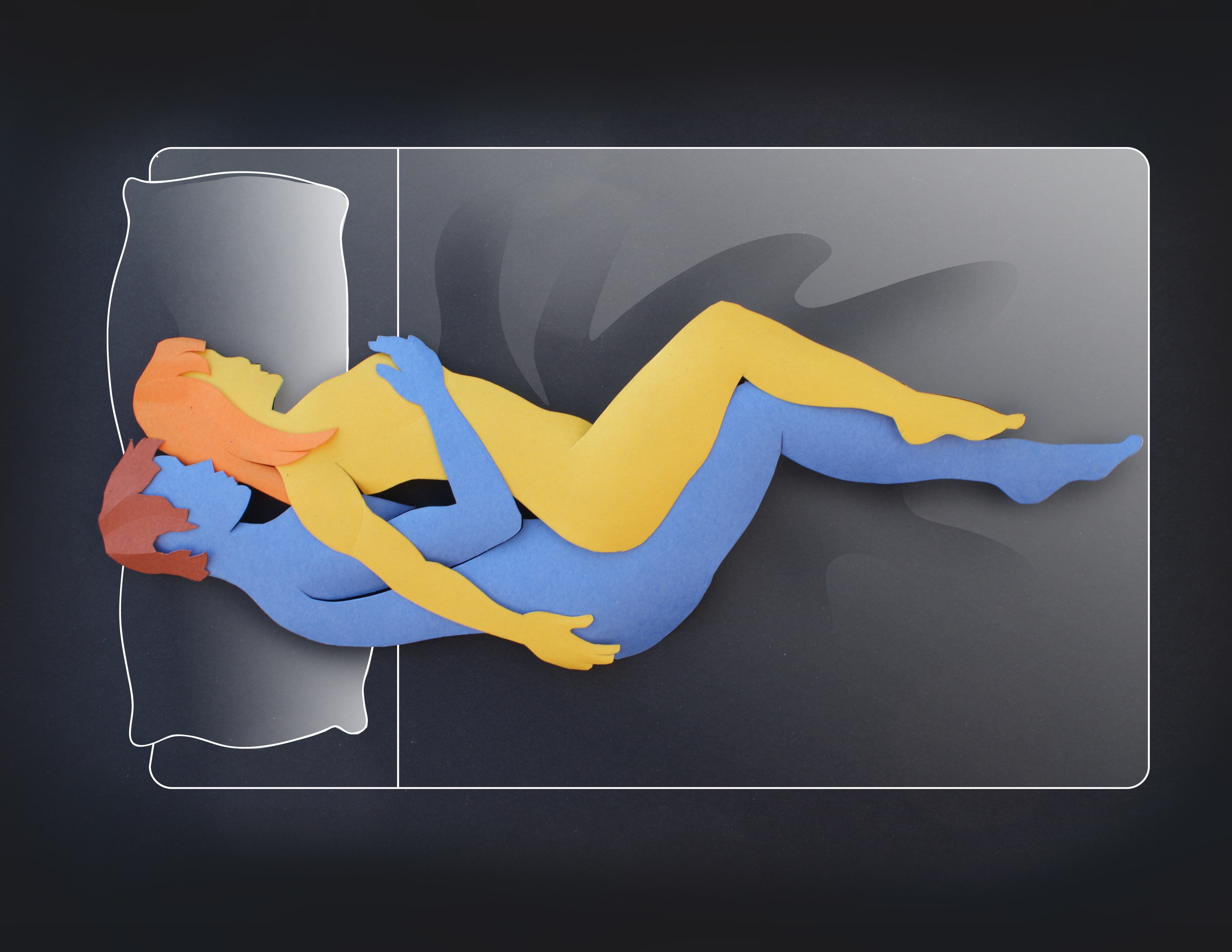 Cosas sexuales divertidas para hacer en la cama
