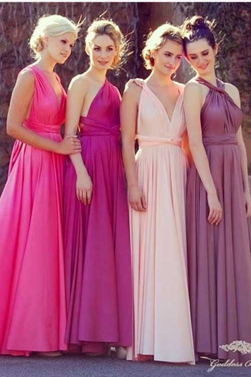 Vestidos de fiesta para boda en quinta