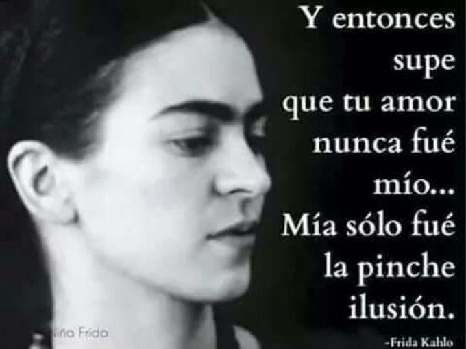 Frida Kahlo Una Mujer Con Mucha Actitud Actitudfem