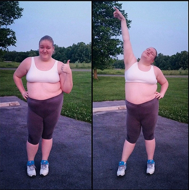 Imagenes De Baño Genital:Instagram, ¿vuelve a discriminar a chicas con sobrepeso?