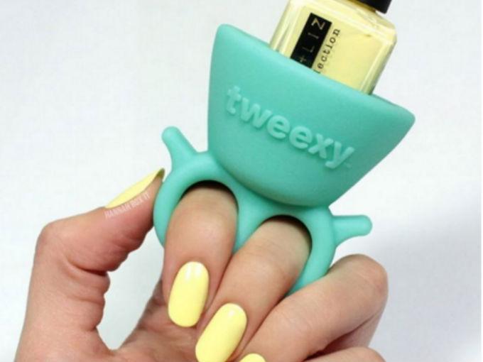 El mejor invento para que pintarnos las uñas ya no sea un desastre ...
