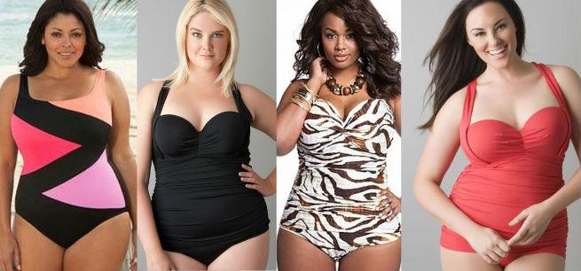 trajes de bano para mujeres con barriga