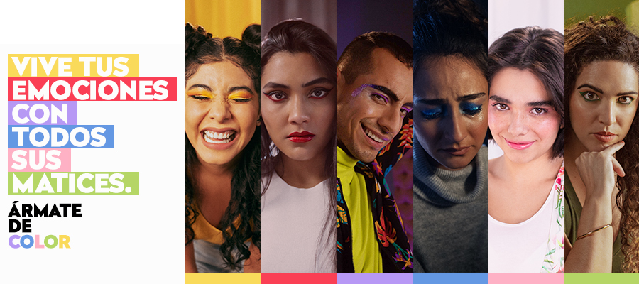 Las emociones son como los colores, ¿de qué color te sientes hoy? (TEST)