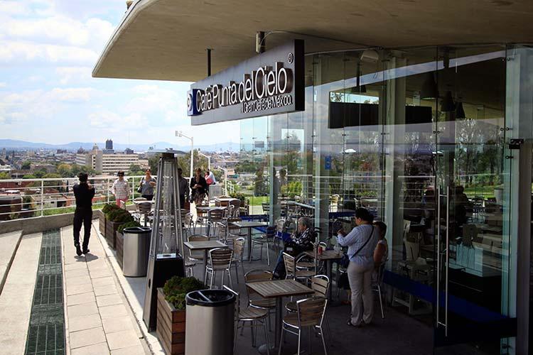 Terrazas para visitar en puebla actitudfem for Cafe el jardin centro historico