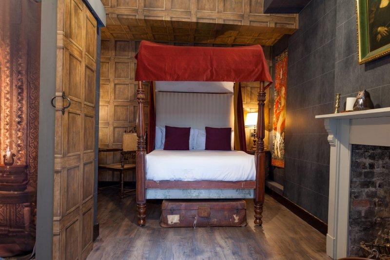 Resultado de imagen para habitaciones del Georgian House, en Londres