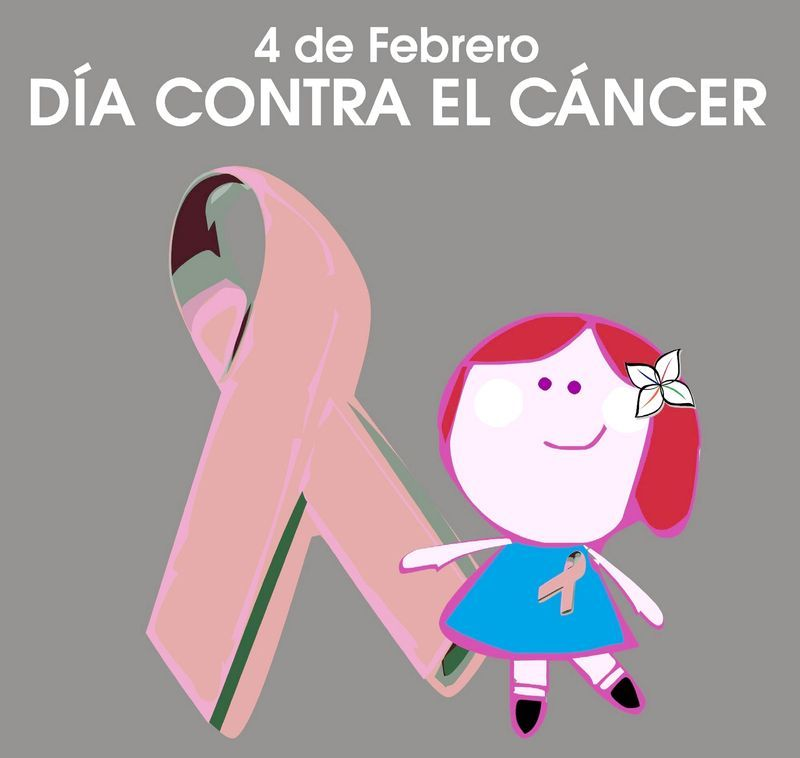 Resultado de imagen de DIA MUNDIAL CONTRA EL CANCER