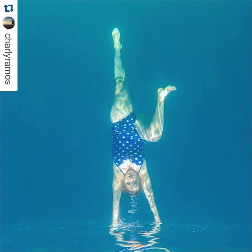 Caro en el agua
