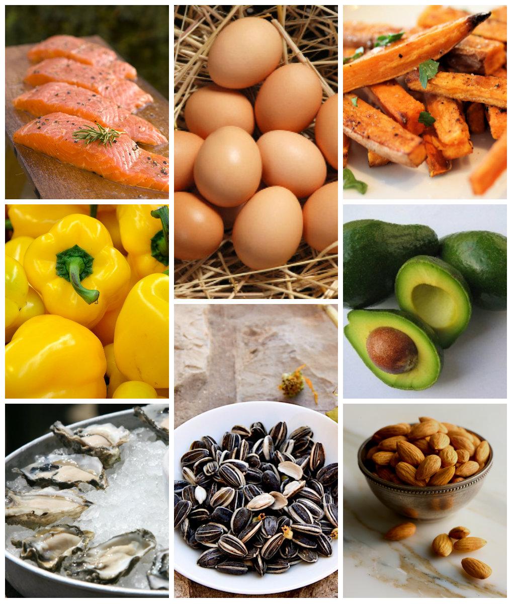 Alimentos para mejorar tu cabello