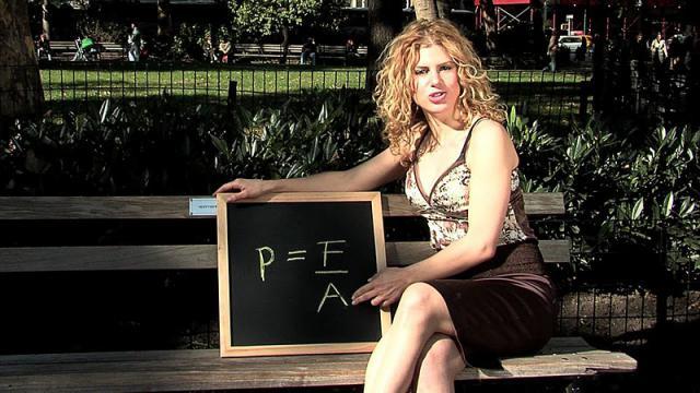 Deborah también trabajó en Wall Street